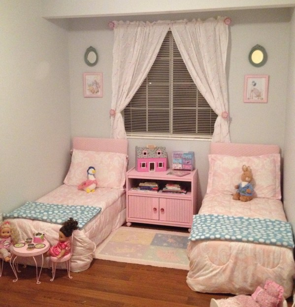 little girls room after